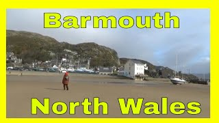 A walk into Barmouth from Hendre Mynach caravan site North Wales