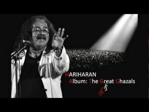 Nishan Yun To The Hariharan's Ghazal From Album The Great Ghazals