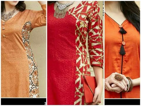 Latest Trending Designer Churidars || Fashion Kurta designs