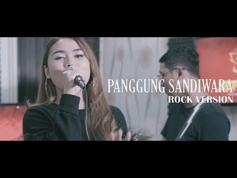 Nicky Astria - Panggung Sandiwara (Rock Version by JEF x Annisa)