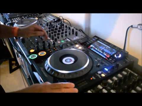 "Dj EZ style drop - mix/transition ""All I Do"" UK Garage - MATTuK mixing UKG"