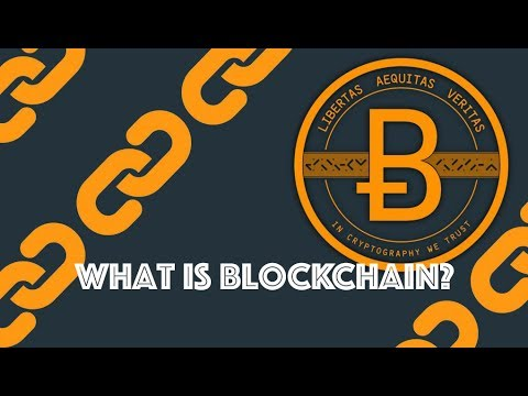 What Is Blockchain? [Blockchain & Cryptocurrency (Bitcoin, Ethereum)]