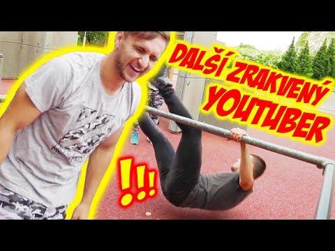 Učím youtubery parkour #4 | Porty