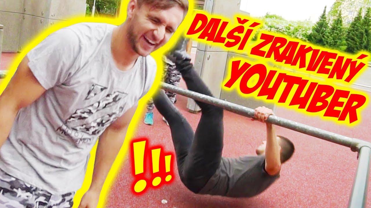 Učím youtubery parkour #4   Porty