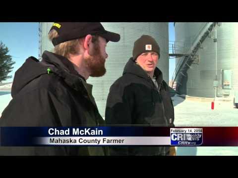 Iowa State's X-Ray Technology in Mahaska County