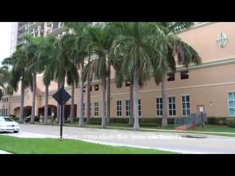 17555 Atlantic Blvd #608, Sunny Isles Beach FL - Condo for Rent