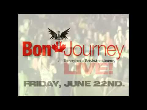 One Night Only!  BonJourney LIVE @ Heron Bay Ontario!