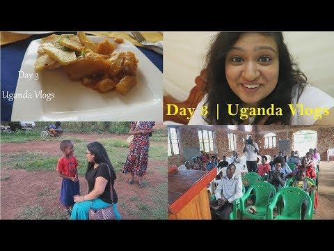 Church & Food | Day 3 | Uganda Vlogs