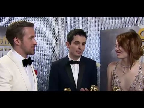 Thumbnail: Golden Globes Backstage Interviews