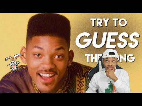 TRY TO GUESS THE SONG CHALLENGE (CHILDHOOD THEME SONGS)