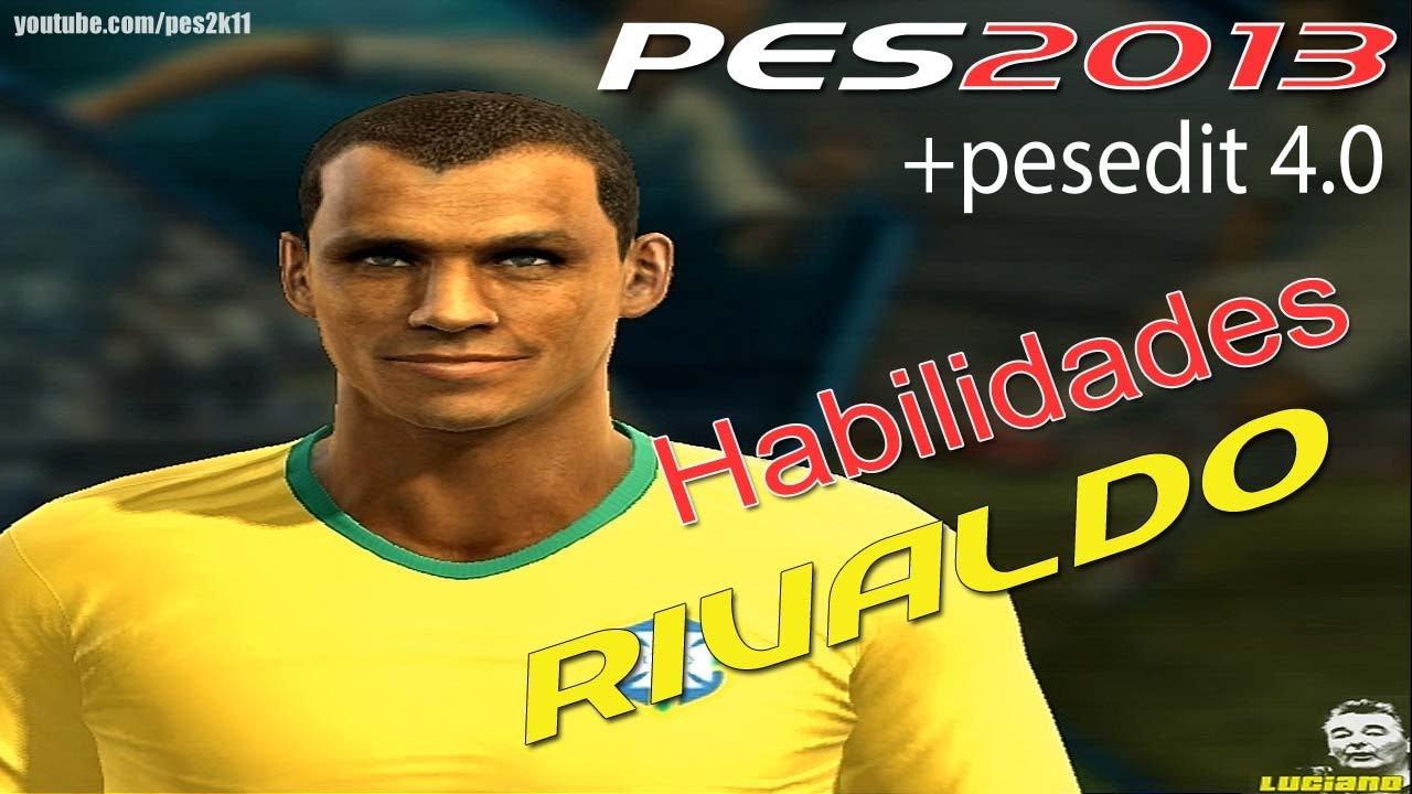 Rivaldo Habilidades PES 2013 PESEDIT