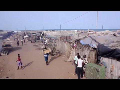 Katanga, le quartier oublié de Lomé ?