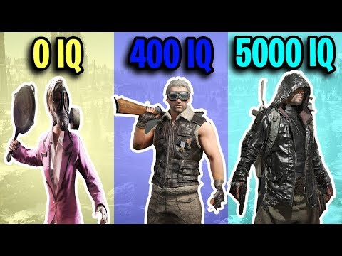 0 IQ vs 400 IQ vs 5000 IQ IN PUBG BATTLE ROYALE! - PUBG DAILY FUNNY & WTF MOMENTS 104