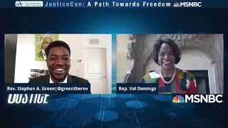 JusticeCon: A Conversation with Rep. Val Demings