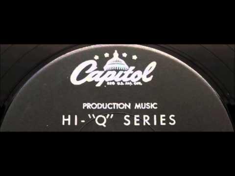 """Capitol Hi-""""Q"""" Series - Light Movement 1"""