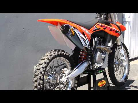 FMF Racing 2014 KTM450SXF Factory 4.1RCT Sound Bite