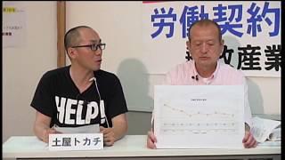 レイバーネットTV「民営化10年〜ブラック大企業か? 日本郵政の実態」