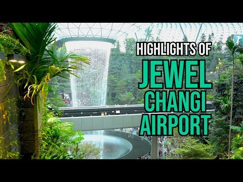 Jewel Changi Airport Food Guide – What To Eat At Singapore's Newest Destination?