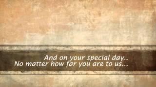 Doodi Birthday Video Presentation