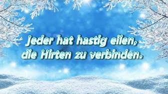 Życzenia świąteczne na Boże Narodzenie # 39 ( po niemiecku ).