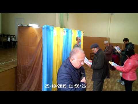 Школа №2 нарушение выборного процесса.
