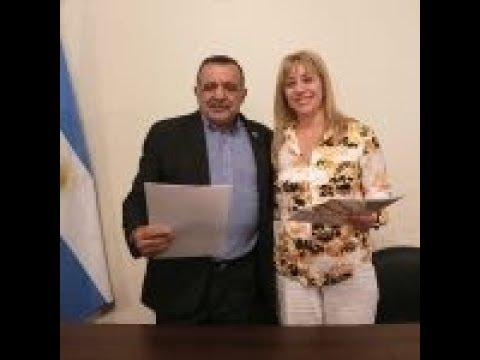 Salud firmó un acuerdo de Cooperación con la Defensoría del Pueblo