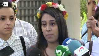 Finaliza el primer juicio contra las activistas de Femen