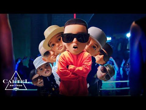Daddy Yankee – Que Tire Pa' 'Lante (Letra)