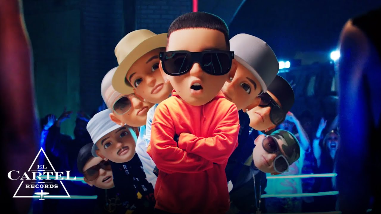 Daddy Yankee - Que Tire Pa' 'Lante (Official Video)
