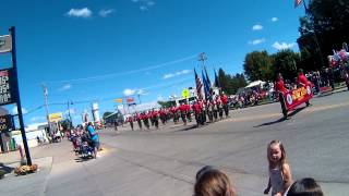 WI National Guard Challenge Academy - Parade Cashton WI