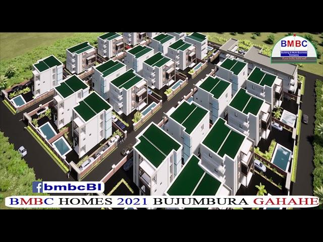 vue de dessous BMBC HOMES 2021 BUJUMBURA GAHAHE