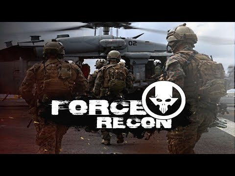 "U.S. Force Recon TRIBUTE - ""Day And Night"" (2018 ᴴᴰ)"
