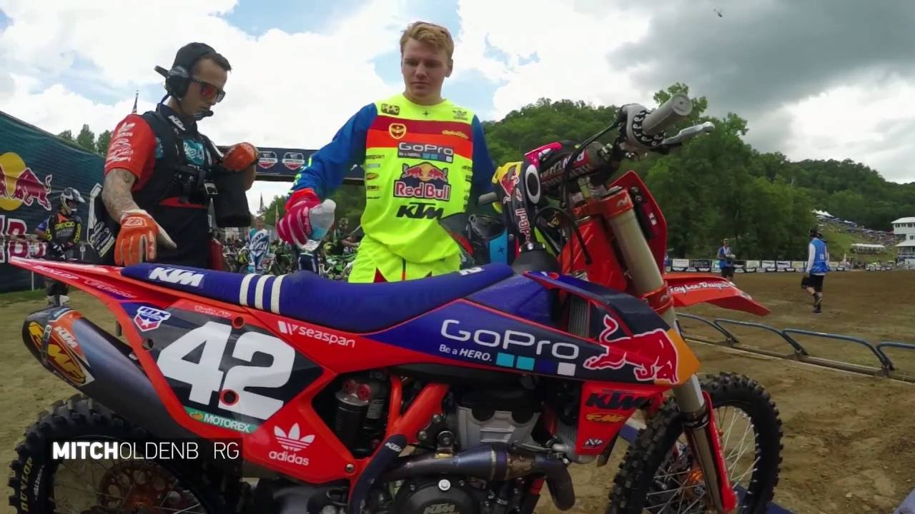 how to become a motocross mechanic