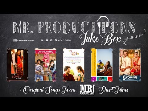 MR. Productions Juke Box | Original Songs from MR. Productions Short Films
