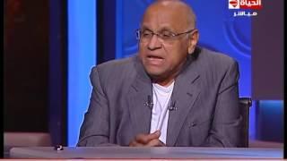 بالفيديو.. يوسف القعيد: تواجدي بـ«النواب» سيساعدني على نشر رواية جديدة