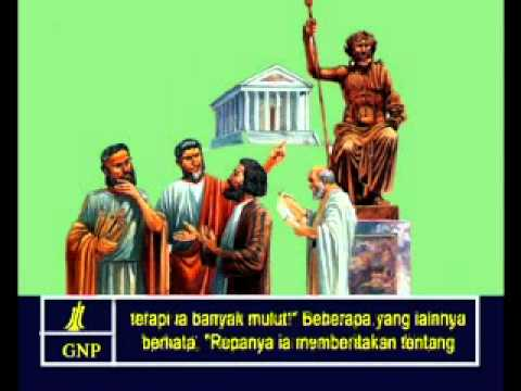 Acts 17 Indonesia Picture Bible