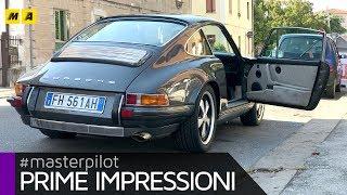 Porsche 911 (1990) trasformata in 911 del 1973 by Carrozzeria Corato, che spettacolo!