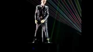 Justin Bieber believe tour 2013 - as long as you love me (acapella)