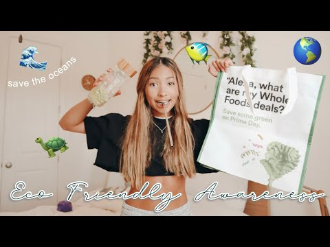 ECO-FRIENDLY LIFESTYLE | HOW-TO 🌎🐢