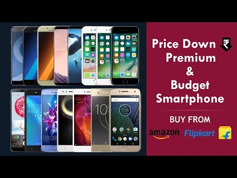 Top 15 Premium & Budget Smartphones Price Cut - Know Price Drop Here ⬇⬇