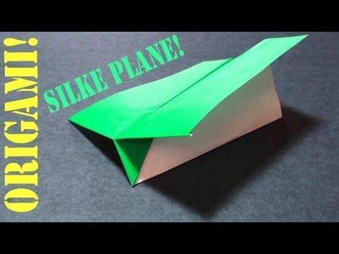 Origami Silke Plane!