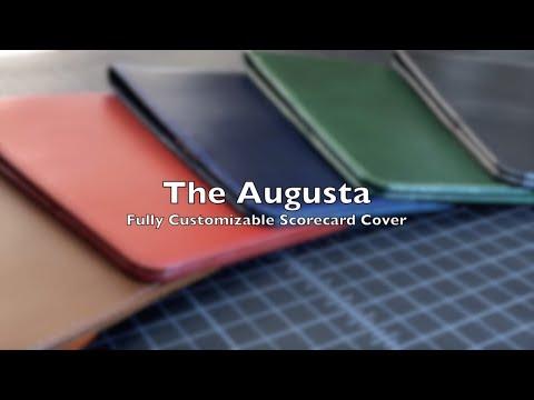 Augusta Scorecard Holder