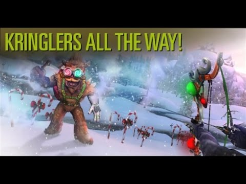 abd44bb782b1 DEER HUNTER 2016 TWISTED CHRISTMAS event  1 KRINGLERS ALL THE WAY - YouTube
