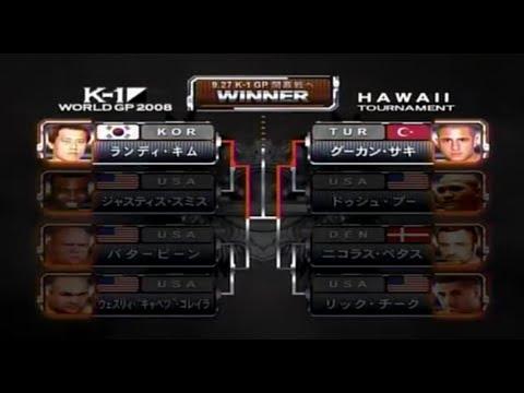 Gökhan Saki vs Randy Kim - K-1...