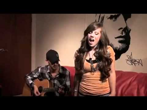 Me singing Never Say Never by Justin Bieber (Avery Cover)