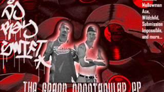 DJ Ray Swift Ft. Mellow Man Ace, Veckter, Bias- Grimey Remix