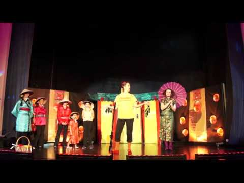 British Theatre Group of Darien presents: Aladdin in Old Peking