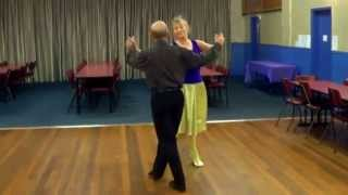 Baracuda Blues Sequence Dance