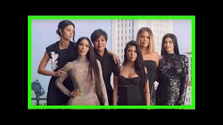 Breaking News | Watch the kardashian-jenners recreate the old keeping up with the kardashians intro