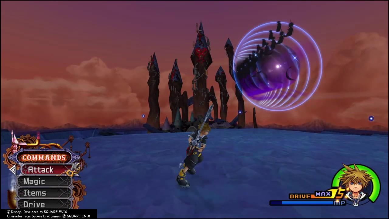PS3 Emulator || Kingdom Hearts HD 1.5 Final Mix